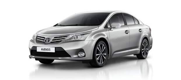 Самые угоняемые автомобили Украины