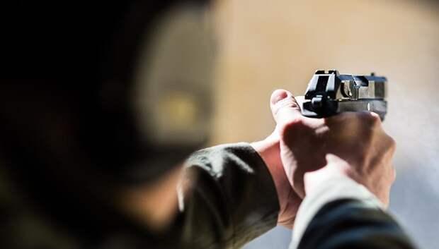 В Подольске задержали иностранца с самодельным оружием