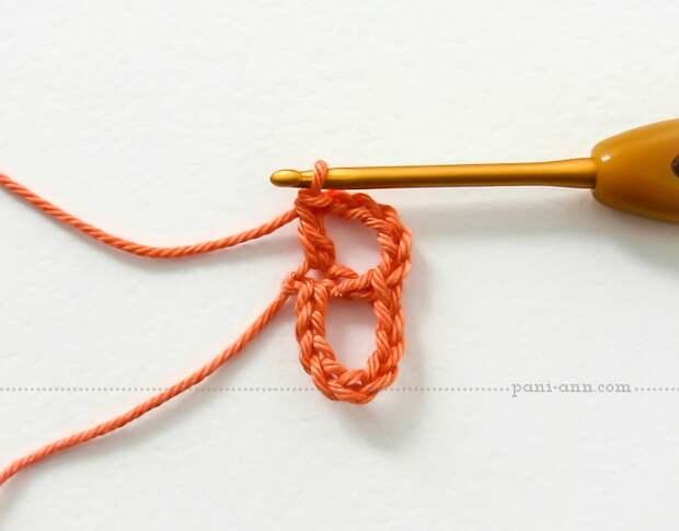 мастер-класс филейное вязание крючком