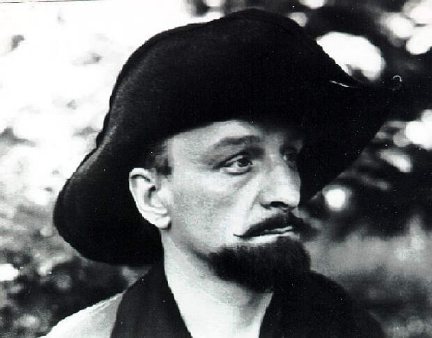 Советский актер и каскадер Олег Федулов