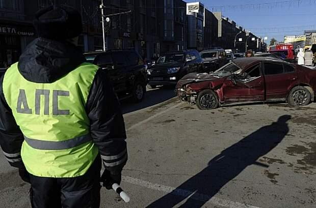 Из-за плохих дорог аварии происходят в пять раз чаще, чем по вине нетрезвых водителей