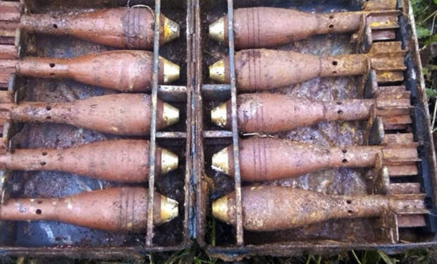 Нетронутые немецкие блиндажи: удача черных копателей