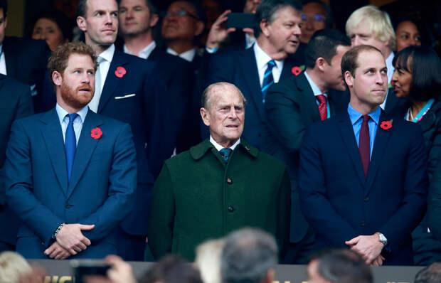 Как посмотреть трансляцию похорон принца Филиппа