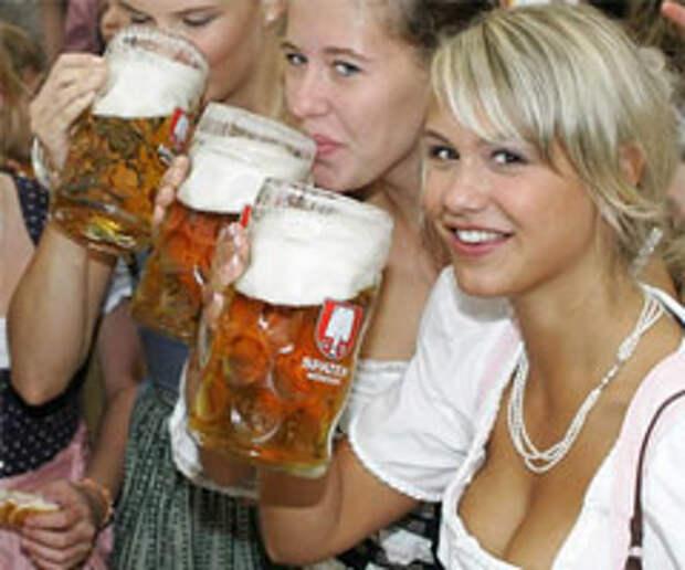 Война полов: пиво на стороне женщин