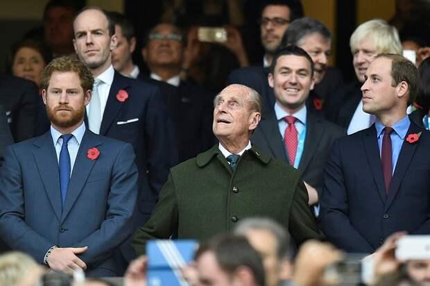 Принц Гарри готовится встретиться с Елизаветой II перед похоронами принца Филиппа