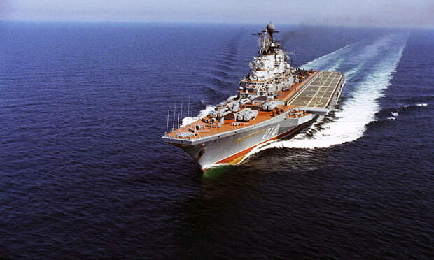 Охота на  «Новороссийск». За что получил Героя летчик палубной авиации