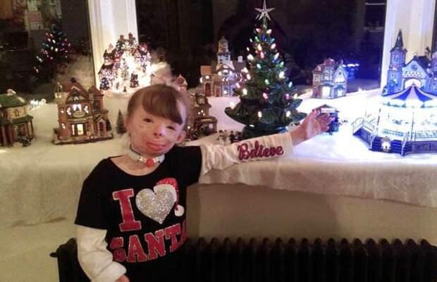 Глядя в счастливые глаза этого ребенка, понимаешь, что у человечества еще есть шансы!
