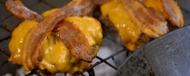 Безумные гамбургеры: рецепт от Джейми Оливера