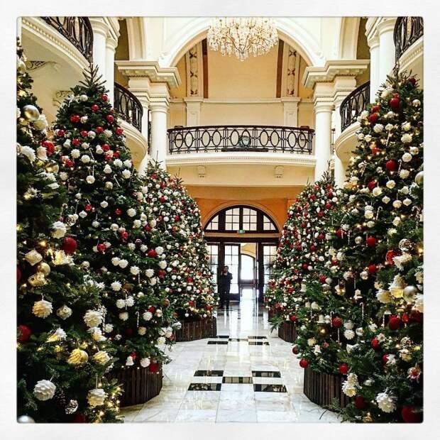 Отель Waldorf Astoria в Шанхае