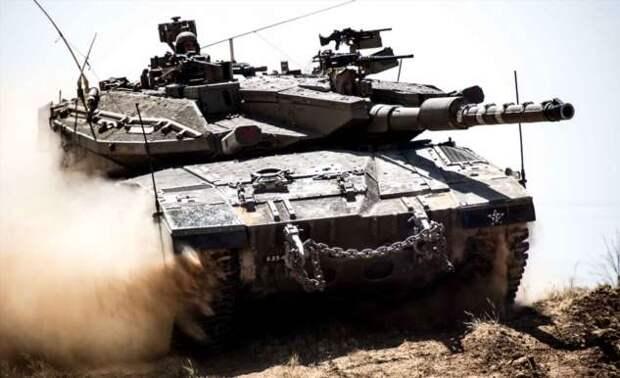Самое опасное оружие армии Израиля