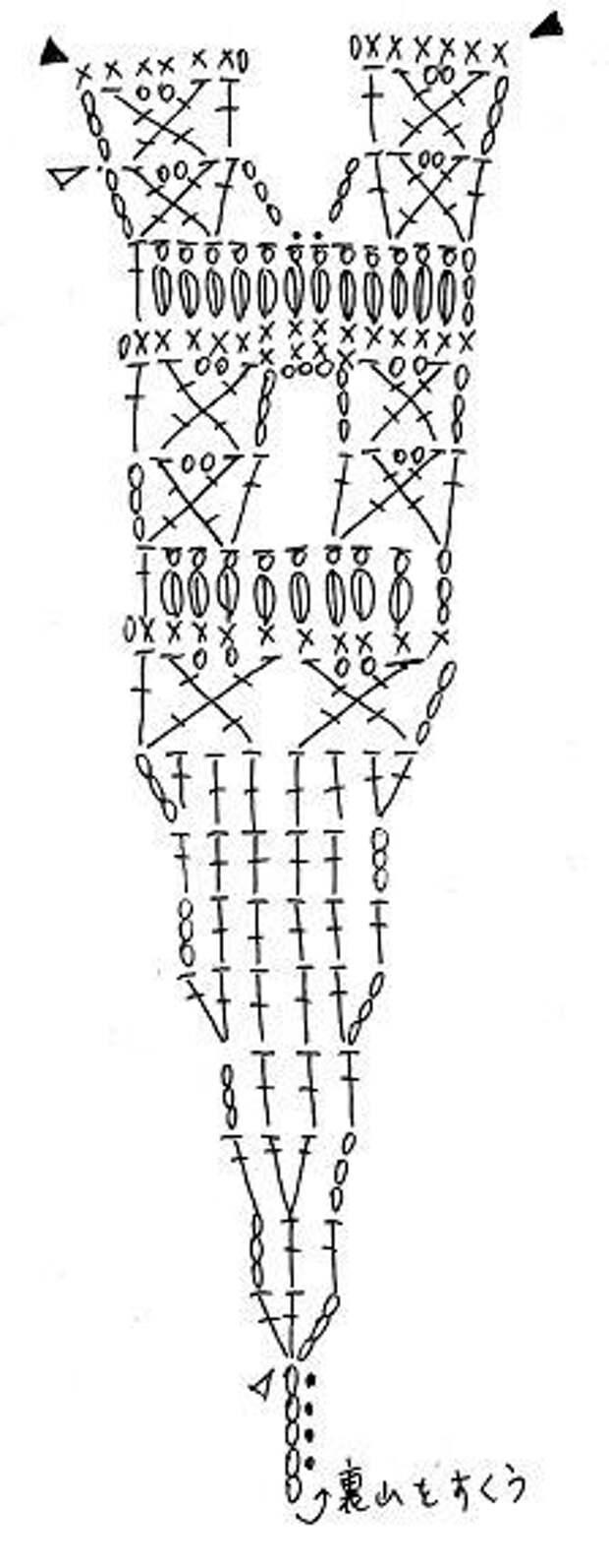 эйфелева башня крючком
