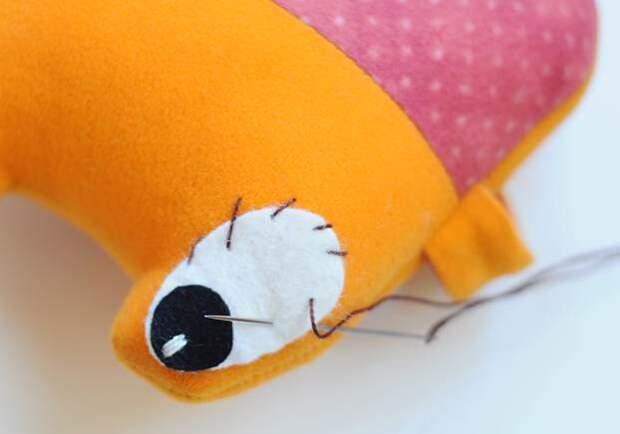 Глаз для игрушки фото