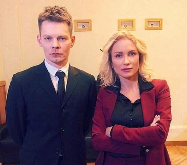 Первый муж Юлии Началовой будет защищать свою честь с юристами