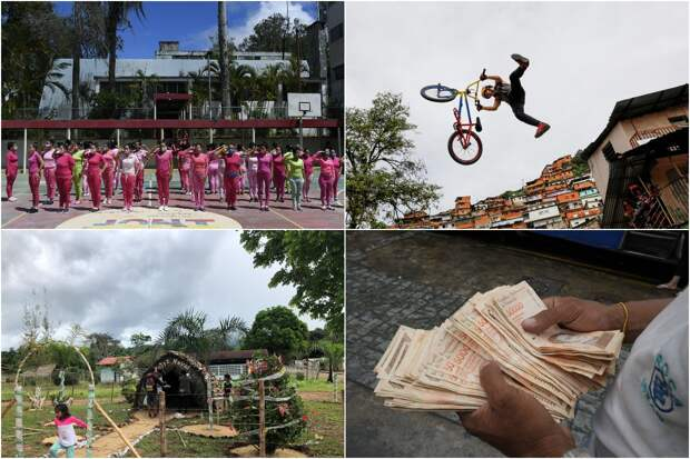 Интересные фотографии из Венесуэлы