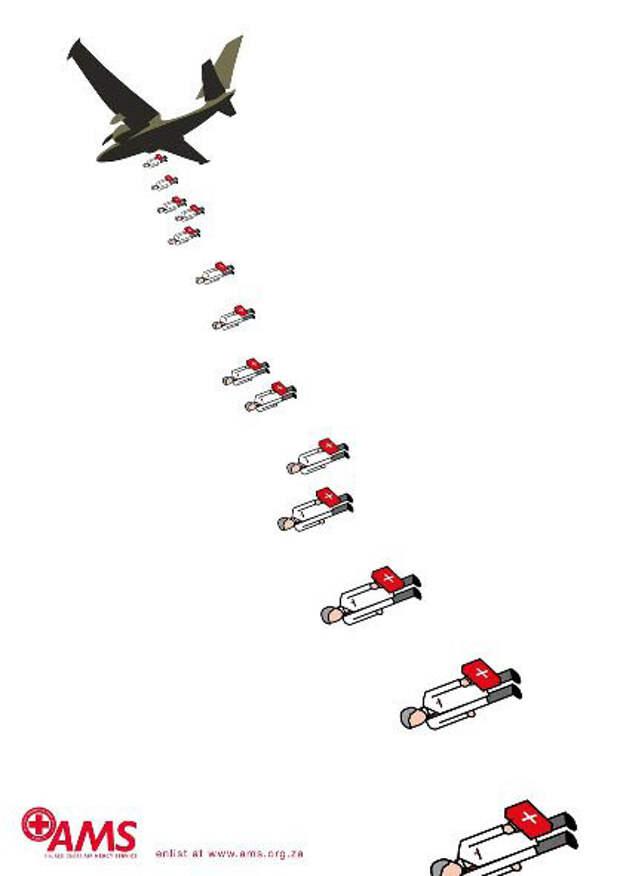 «Воздушное милосердие» бомбит Африку врачами