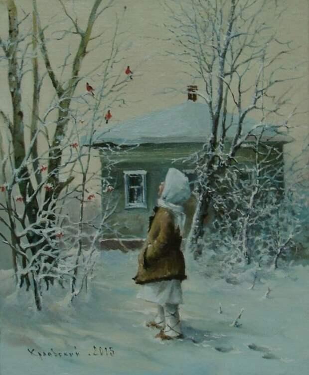 художник Владимир Краевский картины – 48