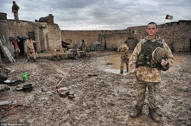 Британский конкурс военной фотографии Army Photographic Competition