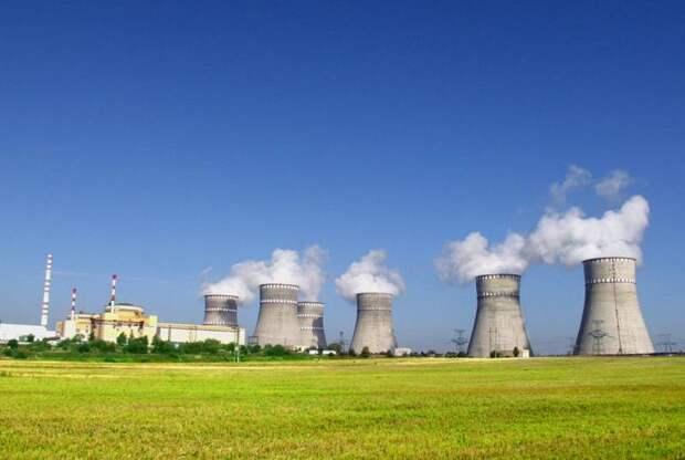 Украина теряет не только свою ГТС, но и атомную промышленность
