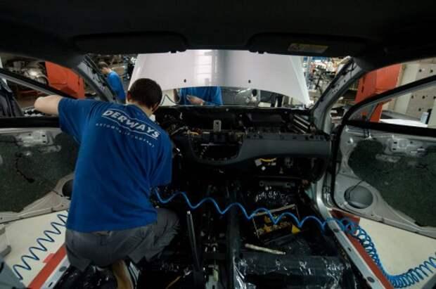 Китайские автопроизводители собираются получить в России соглашение о промсборке