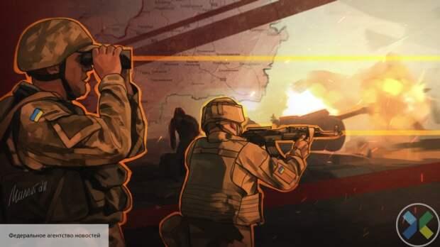 В результате обстрела ВСУ погиб сотрудник Народной милиции ЛНР