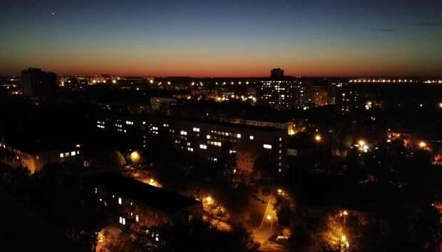 Почти до минус 7 градусов подморозило в Подмосковье в последнюю ночь октября