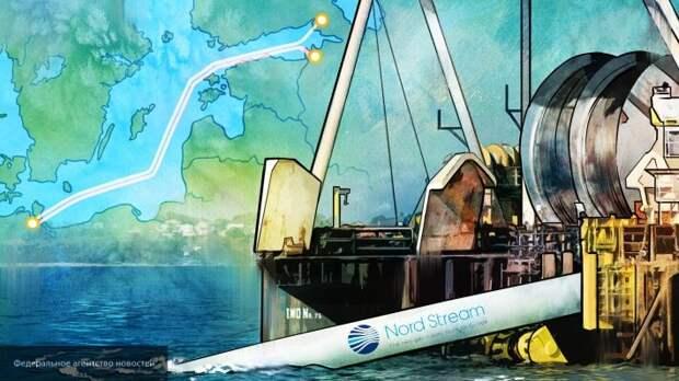 Юшков заявил об «абсурде», из-за которого «Северный поток-2» может остаться на 50% пустым
