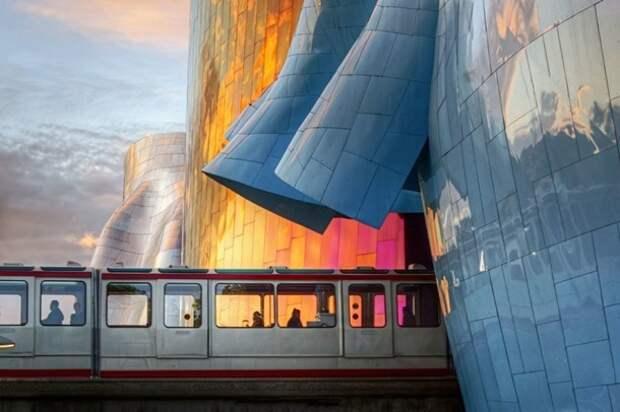 National Geographic показал города будущего