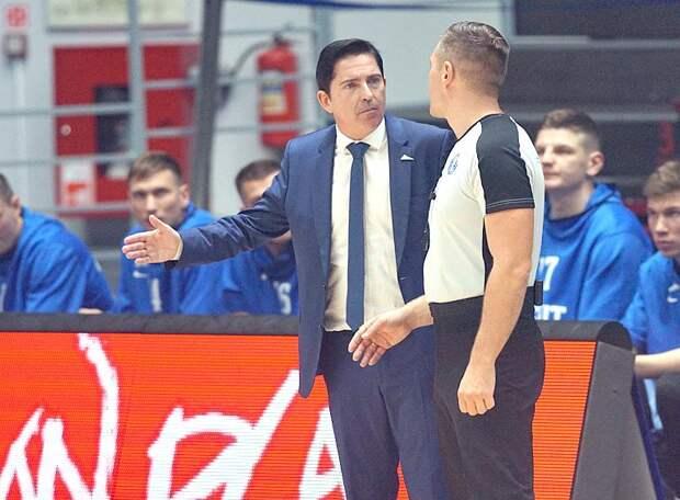 У «Зенита» - третья победа в трёх матчах нового года! После «Панатинаикоса» в Евролиге вчера пал и «Автодор», повторивший печальную участь «Енисея»