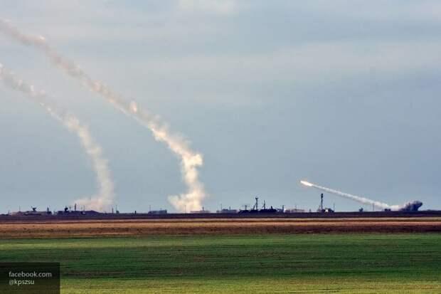В Крыму посмеялись над ракетными учениями Украины...