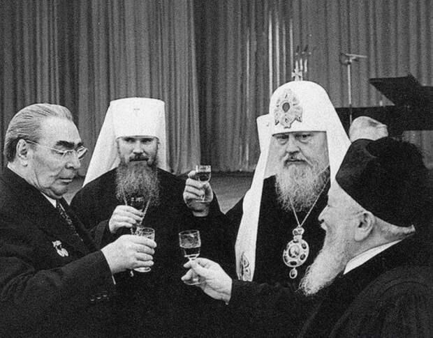 Брежневские гонения на Церковь. Точка зрения церкви.