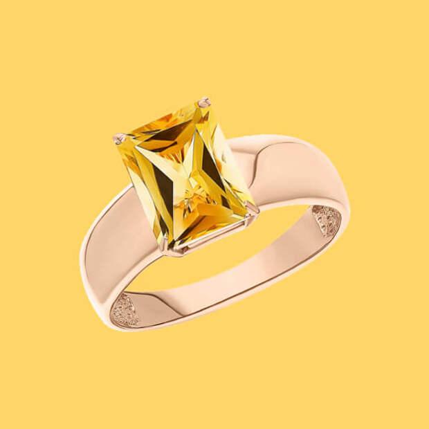 Новинки сезона: выбираем кольца с камнями всех цветов радуги