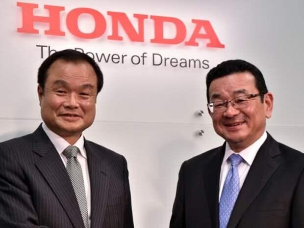 Honda меняет своего главу на молодого специалиста