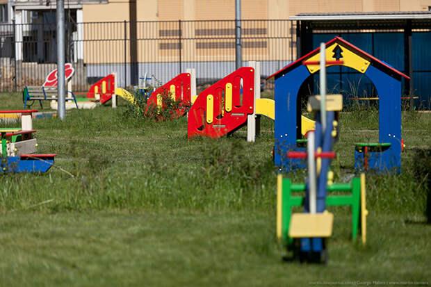Куда делись все дети в этом детском саду?