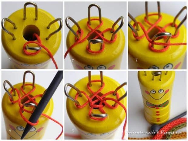Способы плетения шнуров