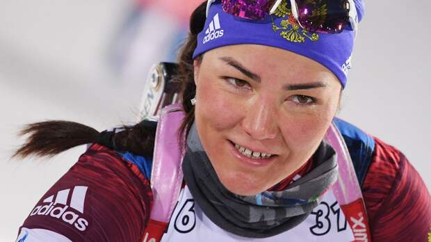 Акимова выиграла спринт на этапе Кубка IBU, Шевченко — 2-я, Стина Нильссон — 69-я