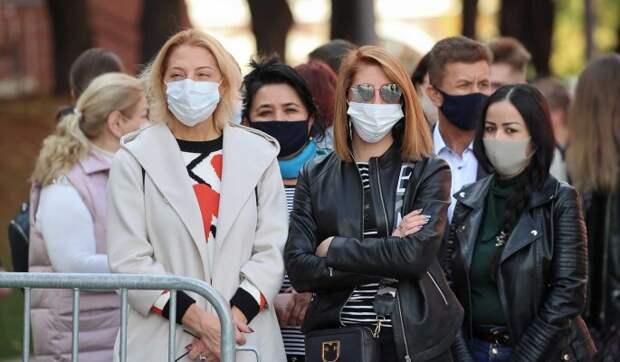 В Москве ужесточили масочный режим из-за коронавируса