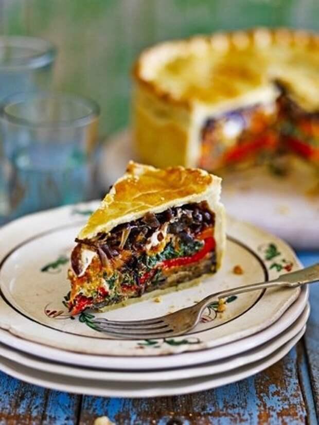 пироги от джейми оливера с фото она