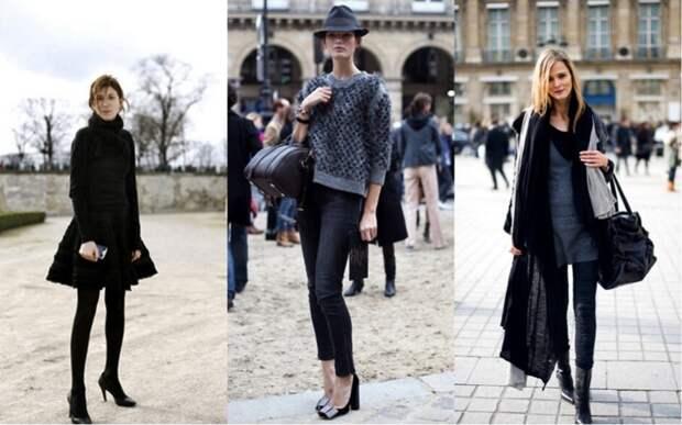 Стиль одежды, мода, Париж