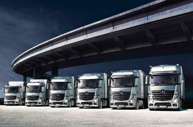 Какие кабины для грузовиков КАМАЗ и Mercedes-Benz будут выпускать в Набережных Челнах