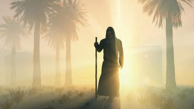 Св. старец Григорий. Опытный странник