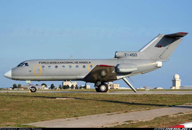 Ангола. Борт номер один, президенты, самолёты