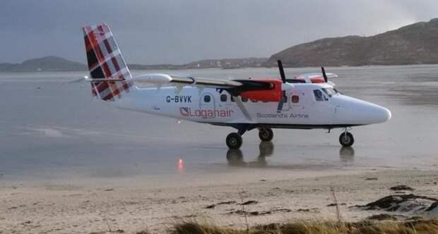 Когда успеваешь сделать только селфи: самый короткий рейс в мире длится около минуты