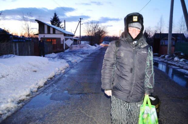 Российский Форрест Гамп — путешествие пешком из Петербурга во Владивосток