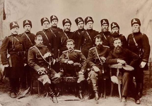 Правоохранители Российской империи. Часть 3