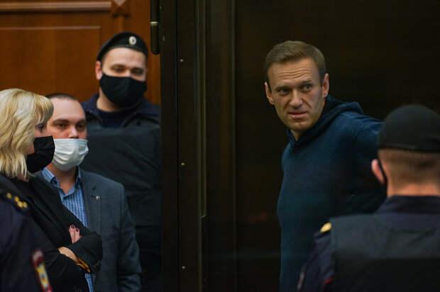 Навальный выступил с гневной речью в зале суда и потребовал освобождения