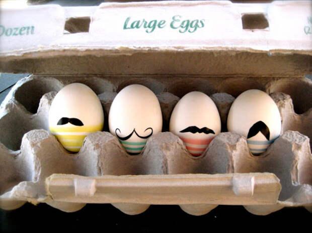 Как украсить яйца на Пасху, чтобы было «не как у всех» - 28 идей - 9