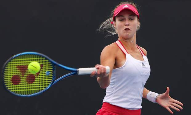 Россиянка Калинская обыграла хорватку Мартич во 2-м круге турнира в Майами