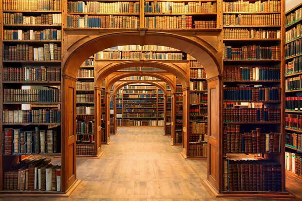 27 мая - Общероссийский день библиотек (День библиотекаря)