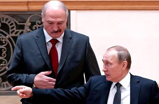Канадский историк объяснил, почему Путин терпит выкрутасы Лукашенко