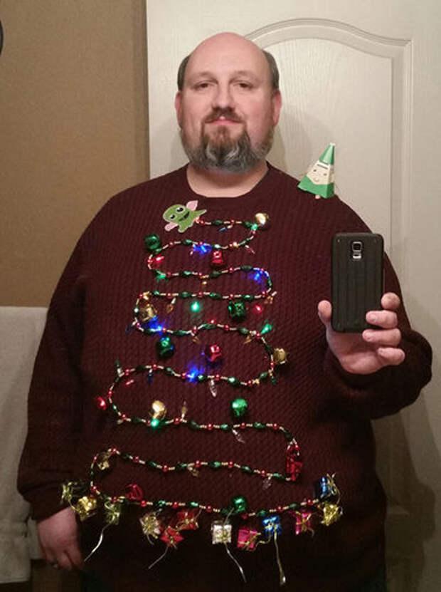 Топ-10. Самые нелепые наряды на Новый год